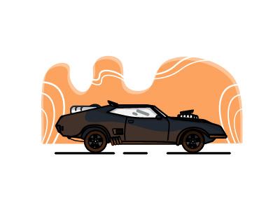Mad Max mad max car
