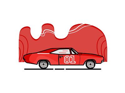 Dodge charger 1969 scott william seann knoxville johnny dodge сar