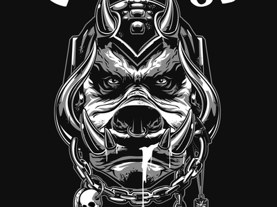 War pig practice illustration vector motörhead star wars gamorean guard