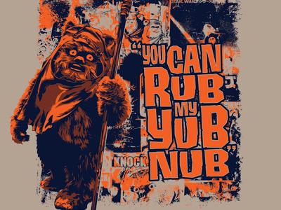 Hub nub