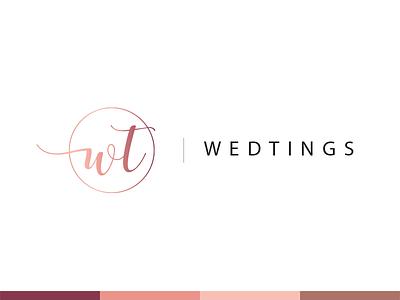 WEDTINGS Logo typography minimal logo minimalistic logo minimal branding logo icon design branding icon design minimal brand logo design