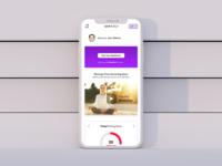 Meditation App UI