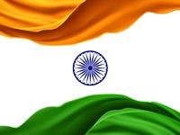 Tiranga (India Flag) Wallpaper - Art Work