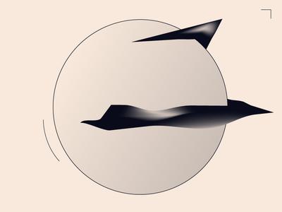 amorphous '4 sphere gradient graphicdesign fun design white vector illustration graphic black katamoravszki moravszki