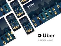 Travel Uber, Travel the World