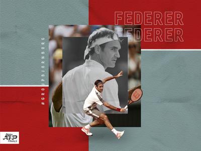Roger Federer Nitto ATP Finals