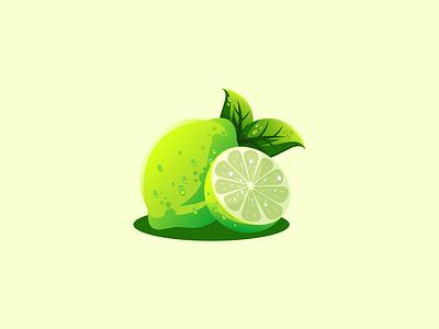 lemon illustration emblem design vector brand forsale sport ui 3d branding logo motion graphics graphic design animation lemon