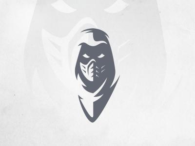 Ninja 1 icon sale gaming sport logo ninja