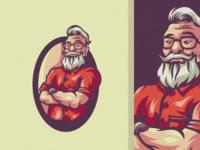 Old Man Barber