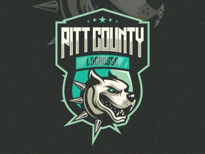 Pitt County Lacrosse 1 cowboy branding bold sale animal gamer illustration vintage game design gaming vector emblem brand forsale sport logo