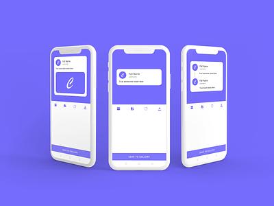 Crafty app template ui twitter tweet crafty android ygohel18