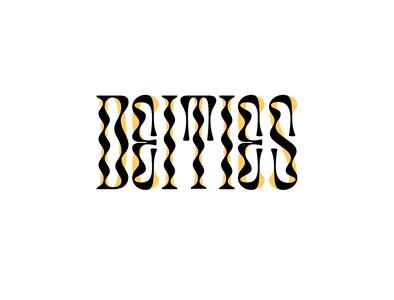 Deities - Fashion Brand Wordmark