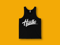 Hustle Unisex Tank Top