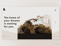 Real State / Architecture Web Design