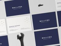 Wallfox Business cards
