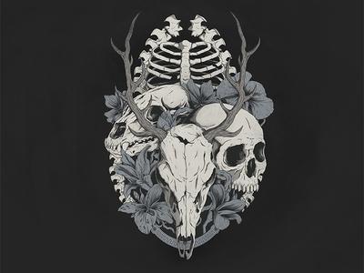 Pagan Skulls
