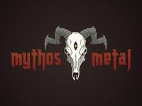 Mythos Metal Logo