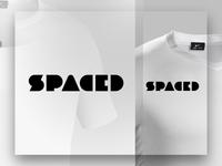 SPACED Logo in Black #SPACEDchallenge