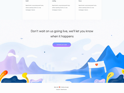 BetterPoducts Landing Page + SKETCHES illustration landingpage userinterfaces web ux uiux design userinterfacedesign webdesign ui