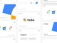 YaGa app - Brand Guidelines