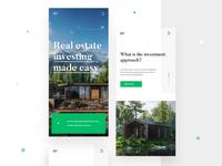 Katipult Client design #2 Mobile
