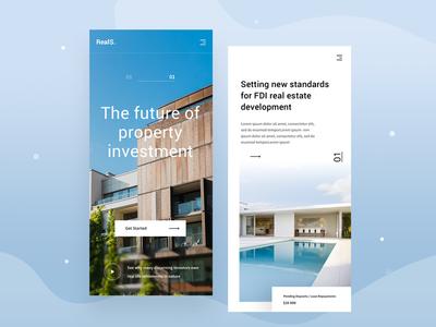 Katipult Client design #3 Mobile