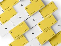 Egan logo&business cards