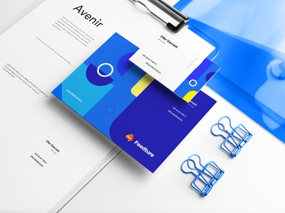 Feedture - Brand Identity logo process logo design logodesign logos idenity brand indentity flat app icon typography branding illustration uiux logo