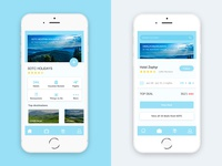 Trip booking app