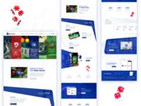 Baazi Games: Homepage