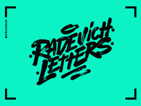 Radevich Letters