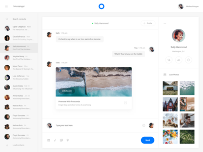 Collaboration Page