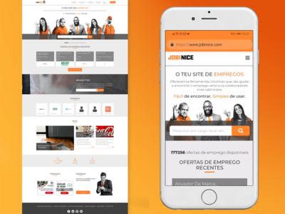 Website - Jobinice