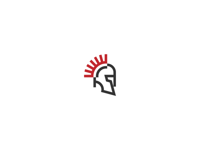 Spartan Mark spartan sparta symbol logos identity brand branding iconic mark icon logo