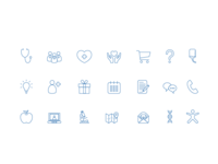 Icon Set • Good Medicine