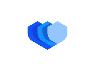 safety design branding illustration icon 设计 logo