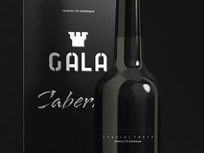 Gala Cabernet wine logo
