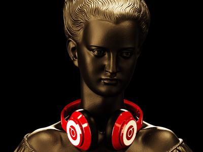 Beats in sculpture