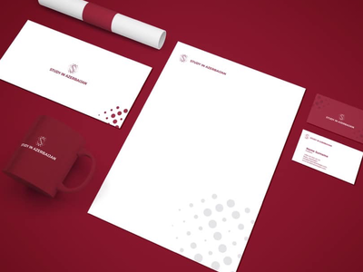 Study in Azerbaijan branding