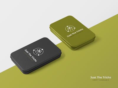 Just The Trichs   Logomark Design .