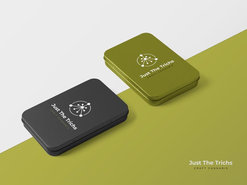 Just The Trichs | Logomark Design .