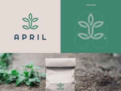 April | Logomark