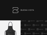 Buena Vista   Lettermark