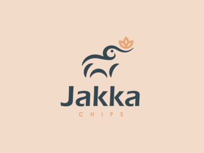 Jakka Chips | Logomark