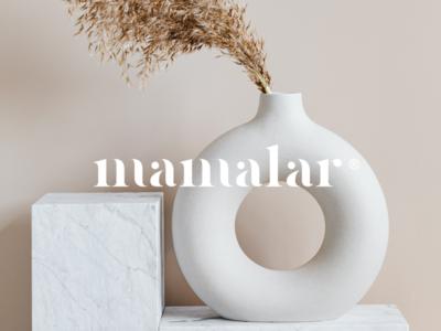 Mamalar | Logotype