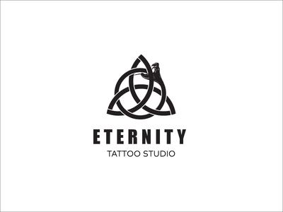 Eternity Tattoo - Logo design