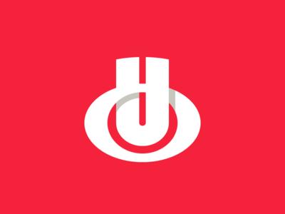 UO Monogram sporty type lettermark vector monogram design typography illustration logomark brand identity mark brand symbol icon logo