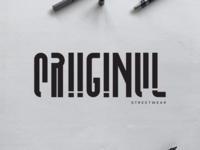 ORIIGINUL Logotype