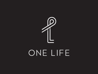 One Life - Logomark