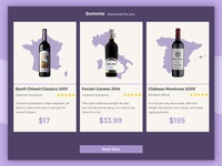 Sommie : ipad app : wine choice